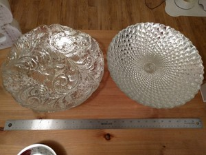 Large Decorative Bowls (2 Count)