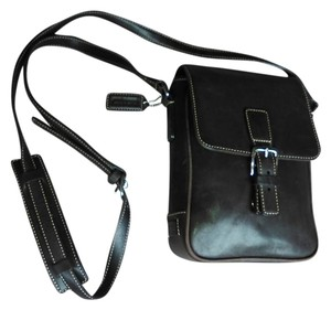Coach Dark Vintage Cross Body Bag