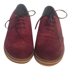 BP. Clothing Burgundy Flats