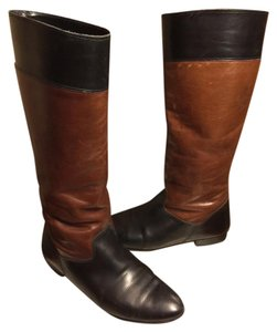 Bally Black/Brown Boots