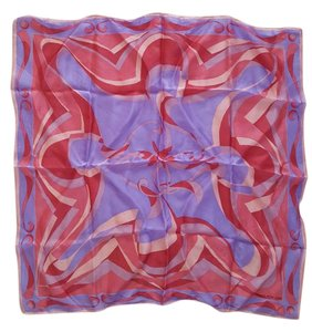 Jones New York 100% silk pucci-style scarf