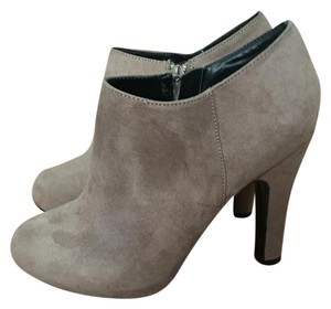 ALDO Suede Taupe Boots