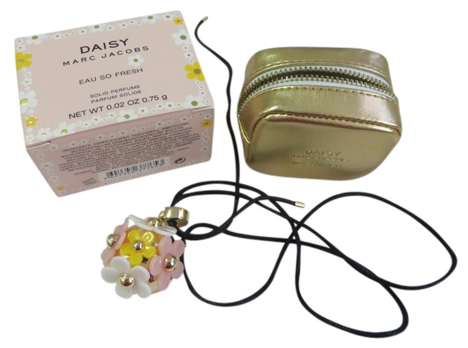 Marc Jacobs Daisy Eau So Fresh Solid Perfume Necklace Fragrance