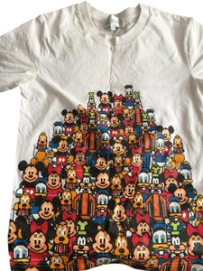 Disney T Shirt white/multicolor