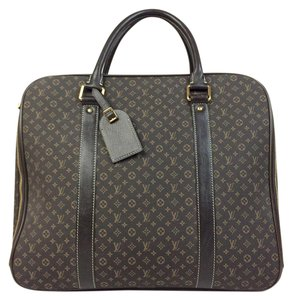 Louis Vuitton Epopee Monogram Idylle Brown Travel Bag