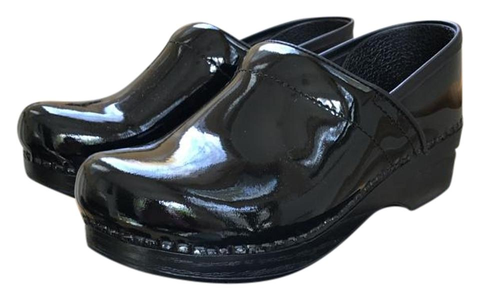 lady Professional Dansko Black Professional lady Mules/Slides Not so expensive d1334a
