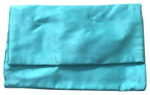 J.Crew Seafoam green Clutch