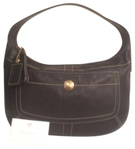 Coach Leather Ergo Shoulder Bag