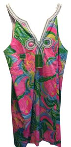 So A Peeling print Maxi Dress by Lilly Pulitzer Lilly Shift Shift With Tags New