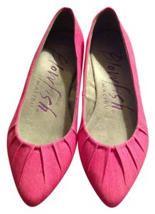 Blowfish Malibu Pink Flats