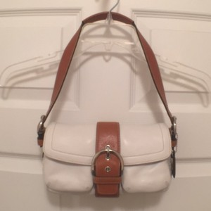 Coach Leather Hobo Soho Shoulder Bag