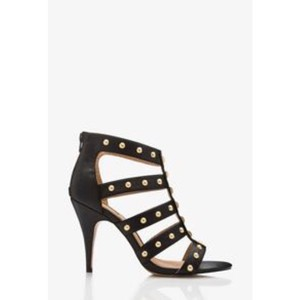 Forever 21 Club Sexy Studs Shoeicide Sandals