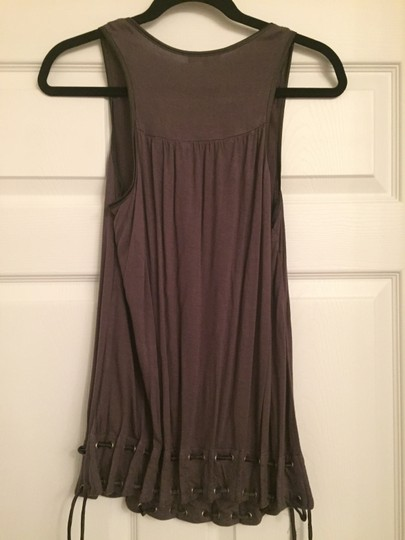 Matty M 93608 Top Gray 30%OFF