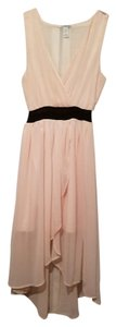 Charlotte Russe short dress Peach on Tradesy