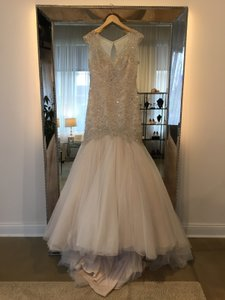 Allure Bridals C343 Wedding Dress