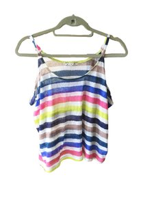 Chloe K Top Rainbow