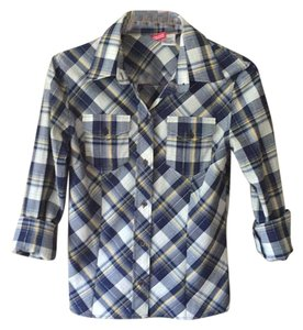 Divided by H&M Button Down Shirt