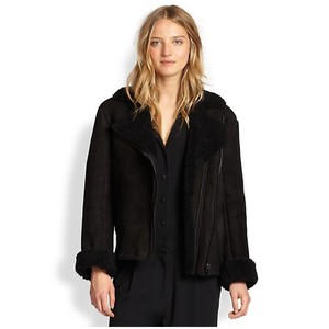 Rag & Bone Helmut Lang Wang Fur Coat