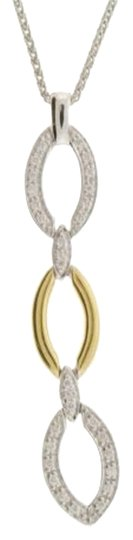 Other Gorgeous -18k gold diamond 1/4 ct necklace