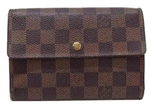 Louis Vuitton Damier Tri-fold Wallet
