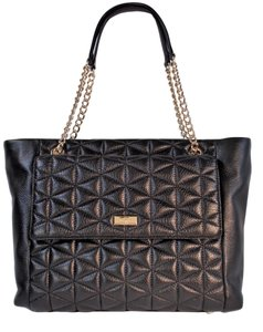 Kate Spade Wills Emery Court Tote in Black