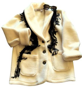 Lord & Taylor white Jacket
