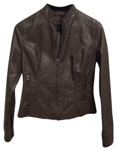 Black Rivet Fall Spring Motorcycle Urban Chic Bomber Motorcycle Jacket