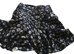 Gucci Vintage Mini Skirt Black