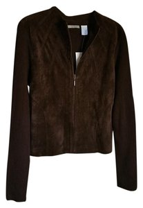 frost Suede brown Jacket