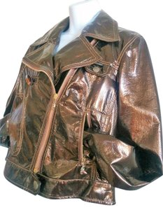 Cappopera Lacquer Chic Motorcycle Jacket