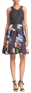 Ted Baker Floral Fit & Flare Dress