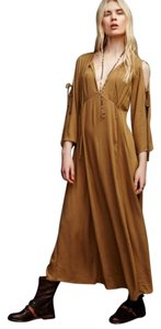 Almond Maxi Dress by Free People