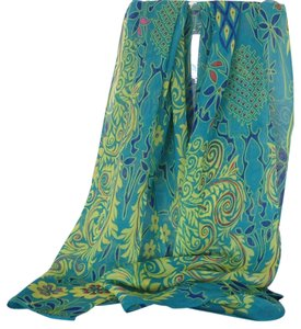 Other NEW - - Delicate Women's scarf/wrap peacock
