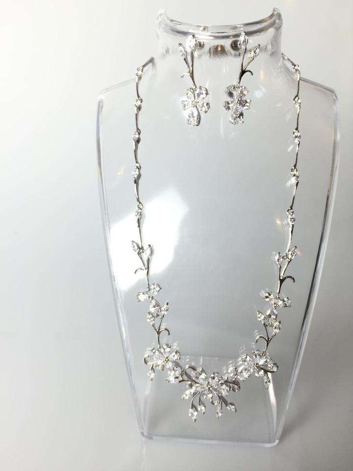 crystal necklace vine creations swarovski gold product geo georgianni