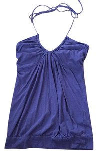 Victoria's Secret Purple Halter Top