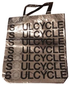 SoulCycle Tote in Metallic