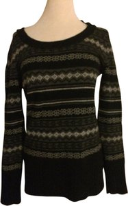 Old Navy Wool Patterned Sweater