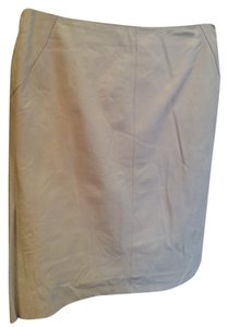 Kenneth Cole Skirt Ivory