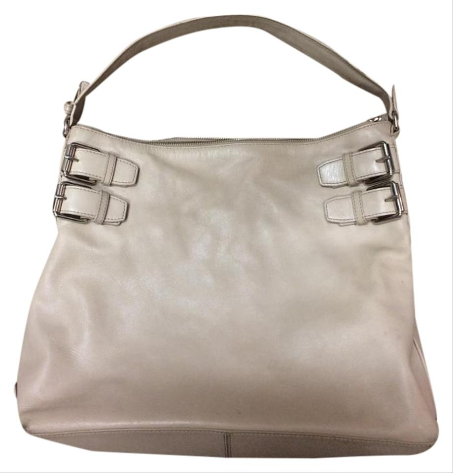 e3716a2d55 White Leather Cole Haan Hobo Bags - 70% Off or More at Tradesy