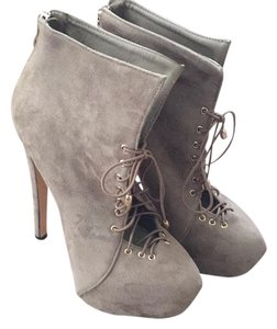 Luichiny Beige Boots