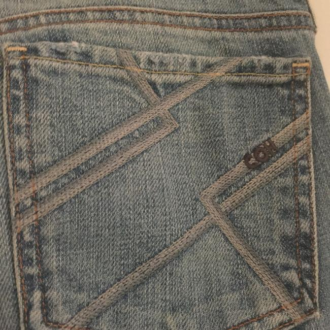 """Citizens of Humanity Blue """"Ava"""" Straight Leg Jeans Size 29 (6, M) Citizens of Humanity Blue """"Ava"""" Straight Leg Jeans Size 29 (6, M) Image 3"""