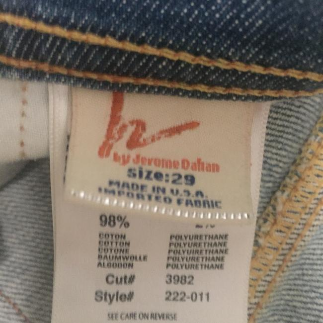 """Citizens of Humanity Blue """"Ava"""" Straight Leg Jeans Size 29 (6, M) Citizens of Humanity Blue """"Ava"""" Straight Leg Jeans Size 29 (6, M) Image 5"""