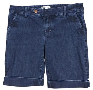 CAbi Cuffed Shorts blue