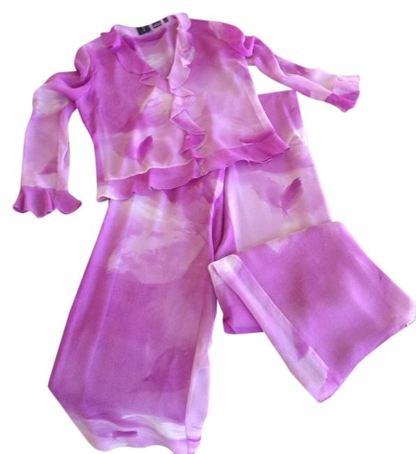 Preload https://item1.tradesy.com/images/magaschoni-pink-pant-suit-size-6-s-1984445-0-0.jpg?width=400&height=650