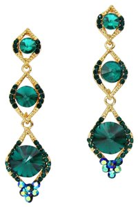 Other Emerald Green Earrings