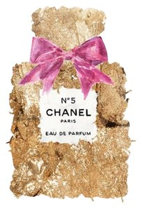 The Oliver Gal Artist Co. Pure Gold Dust Scent Canvas Print, Oliver Gal 20