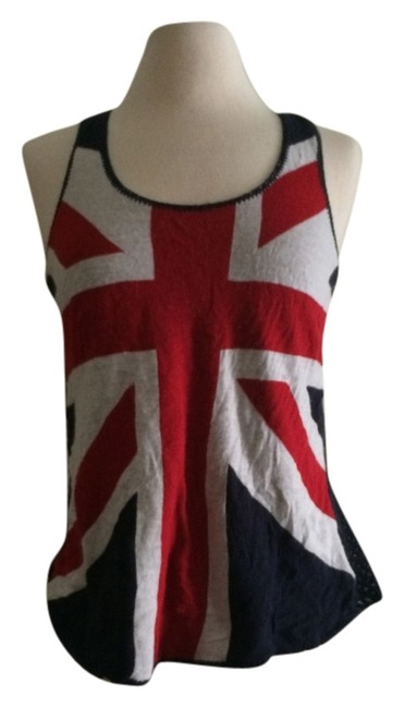Sweet -N- Sinful Knit Top union jack