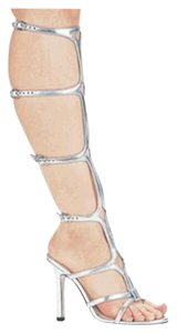 Frederick's of Hollywood Strappy Stiletto Sexy Sandals
