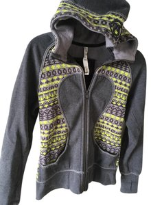 Lululemon Special Edition Cable Knit Scuba Hoodie