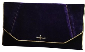 Cole Haan Purple Clutch